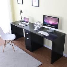 computer desk monitor lift amazing latitude run cait double workstation computer desk wayfairca
