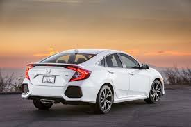 2019 honda civic si price release date specs changes 2018