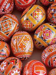 egg ornament pysanka chicken egg ornament varied ifam online