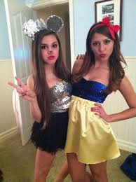 Cute Halloween Costume Ideas Teenage Girls 20 Friend Halloween Costumes Girls