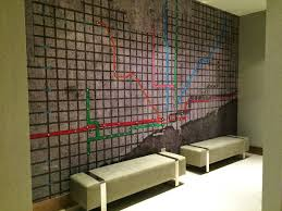 Chicago Map Wall Art by A Great Europe Trip Planner Ravishingly Redesigned Renaissance