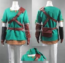 Princess Zelda Halloween Costume Cheap Link Zelda Halloween Costume Aliexpress