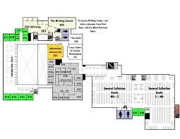 Fgcu Map Fgcu Library