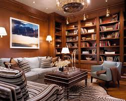 impressive home library design ideas for 2017