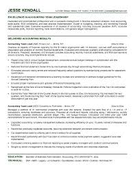 resume examples accountant objective accounting regarding sample