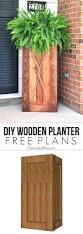 Monogram Planter 32 Best Diy Pallet And Wood Planter Box Ideas And Designs For 2017