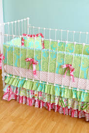 Crib Bedding Etsy by 389 Best Crib Bedding Images On Pinterest Babies Nursery