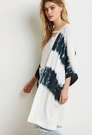 forever 21 tie dye kimono you u0027ve been added to the waitlist in