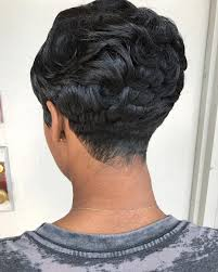 images of back of head short hairstyles by the hairstylist gillian garcia artistry4gg i like the style