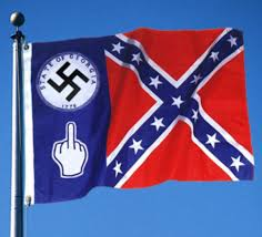 Flag Of Georgia Georgia Adds Swastika Middle Finger To State Flag Old Road Apples