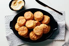 buttermilk biscuits with honey butter recipe epicurious com