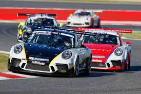 old racing porsche olsen u0027s strong start in porsche supercup ferdinand