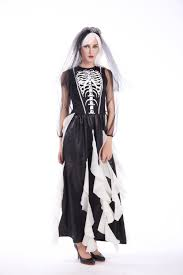 black wedding dress halloween costume promotion shop for
