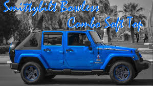 jeep wrangler unlimited soft top how to install wrangler smittybilt bowless combo soft top