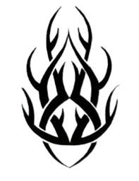 29 best flame tribal tattoo images on pinterest tribal tattoos