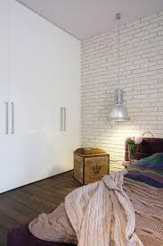 modern apartment design open layout apartment in warsaw exhibiting fresh industrial design