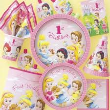 Disney Princess Party Decorations Disney Baby Princess Party Supplies Disney Princess Babies