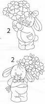 164 best printable easter rabbits u0026 eggs images on pinterest