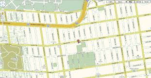 pratt map water and sewer services for pratt institute