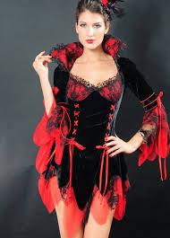 Halloween Costumes Vampires Gorgeous Womens Lace Trim Vampire Halloween Costume