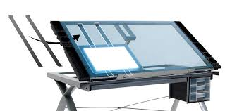 Light Drafting Table How To Make Your Drafting Table A Light Table Blogstudiodesigns