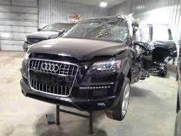 audi q7 interior parts used 2014 audi q7 interior dash panel leather parts search used