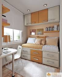 Cool Designs For Small Bedrooms Bedroom Orange White Small Bedroom Idea Ideas For The Store