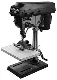 Pedestal Drill Drill Press Open Source Ecology