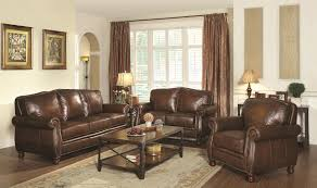 Leather Sofa Store Montbrook Sofa 503981 Coaster Furniture Leather Sofas At Comfyco