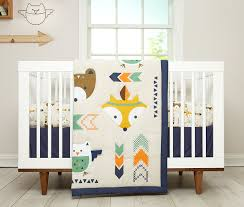 5 Piece Nursery Furniture Set by Amazon Com Little Love By Nojo 5 Piece Comforter Set Aztec Baby