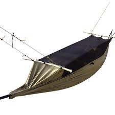 outdoor portable tent hammock polyester swing bed anti mosquito