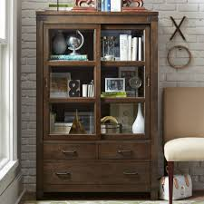 large bookcase with glass doors furniture home interior large cream wooden bookcase with sliding