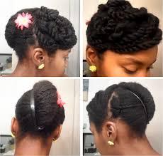hair style wirh banana clip cute banana clip updo on 4c natural hair
