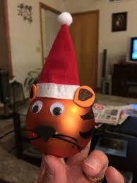boy scout tiger cub ornaments our den is