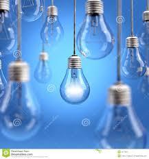 blue free light bulbs light bulb background stock image image of detail l 30778517