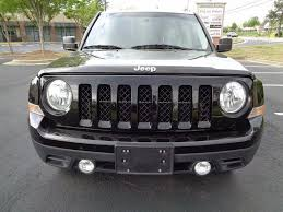 silver jeep patriot 2015 2015 used jeep patriot fwd 4dr sport at platinum used cars serving