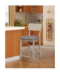 linon home decor bar stools amazon com linon jordan gray wash counter stool kitchen u0026 dining