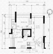 floor plans for 307c ang mo kio avenue 1 s 563307 hdb details