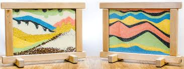 colored sand colored semolina instead of colored sand jonely educational toys