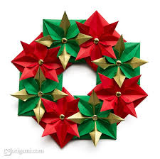 extravaganza diy origami ornaments rukristin