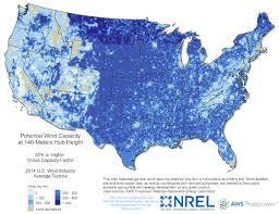 data map windexchange wind energy maps and data
