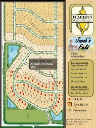 Map Of Joliet Il Jacob U0027s Field Flaherty Builders Developers