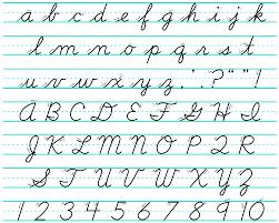 handwriting ccsd literacy
