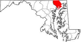 Md Map Harford County Md Map Image Gallery Hcpr