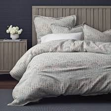 The Duvet And Pillow Company Lofthome Mosaic Square Duvet Cover The Company Store