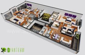Interior Home Plans Home Design Plans 3d 3d Home Plans Imposing Design Marensky