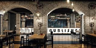the publisher restaurant u2013 industrial design style studio insign