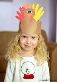 thanksgiving turkey turkey hat kid activities and thanksgiving