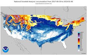Snow Coverage Map A U201ccleveland Browns Winter U201d Big Thaw Brewing Paul Douglas