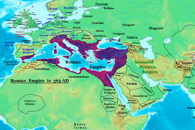 Blank Map Of Roman Empire by Maps The History Of Byzantium